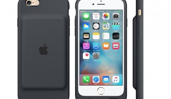 Apple начала продавать официальные чехлы-аккумуляторы для iPhone