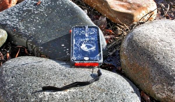 Водонепроницаемость iPhone: уже не мечта?