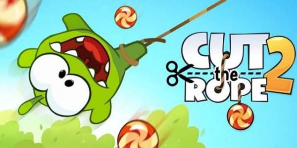 Cut The Rope 2 – приложение недели в App Store