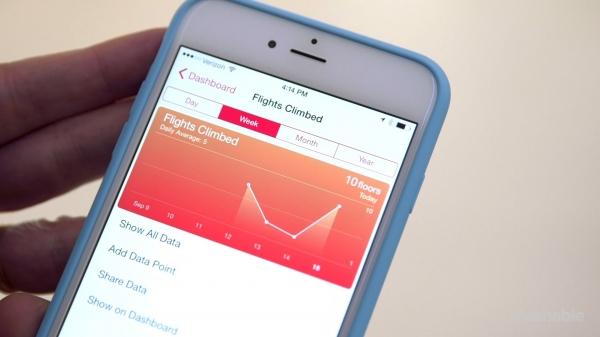 Владельцы iPhone питаются лучше пользователей Android
