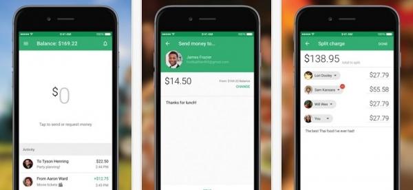 Google Wallet для iOS научили переводам по номеру мобильного