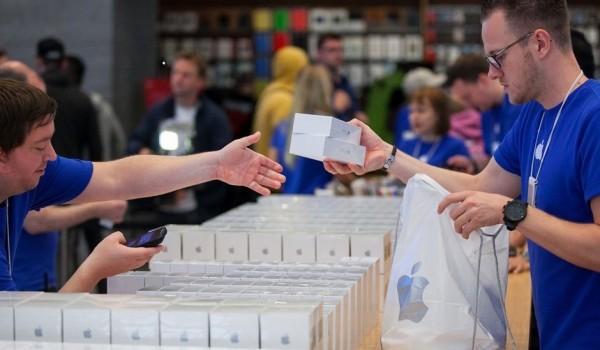Российские цены на технику Apple могут вырасти в январе