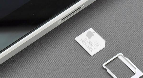 Apple SIM доступна в России