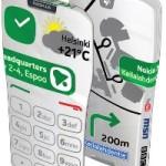 Концепт смартфона Nokia Gem с полностью интерактивной поверхностью