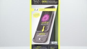 TYLT Energi: как продлить время работы iPhone в два раза