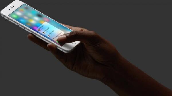 Как не стоит использовать 3D Touch в iPhone 6s