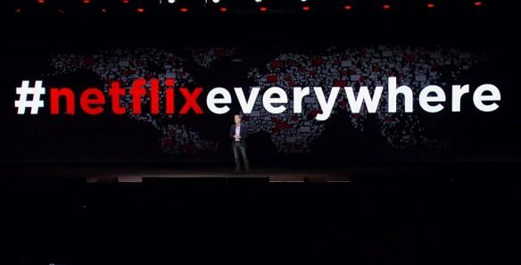 Netflix теперь в России, Украине и еще более сотни стран