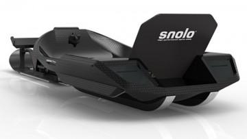Скоростные горные санки для взрослых Snolo Stealth-X
