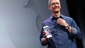 Apple отчиталась перед инвесторами: время новых рекордов!