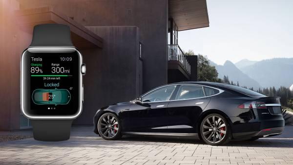 Apple Watch научились пригонять автомобиль. Тим, мотай на ус!