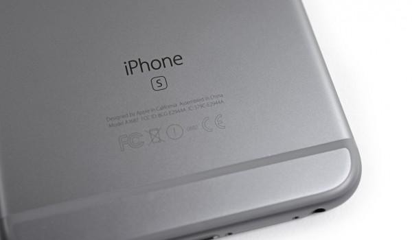 iPhone 6s Plus разобрали на части
