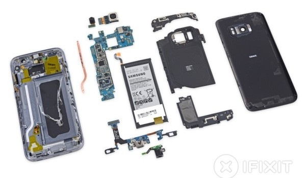 Samsung Galaxy S7 плохо поддается ремонту – iFixit