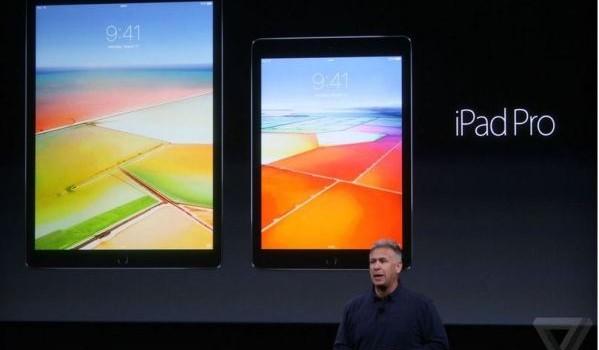 9,7-дюймовый Apple iPad Pro представлен официально