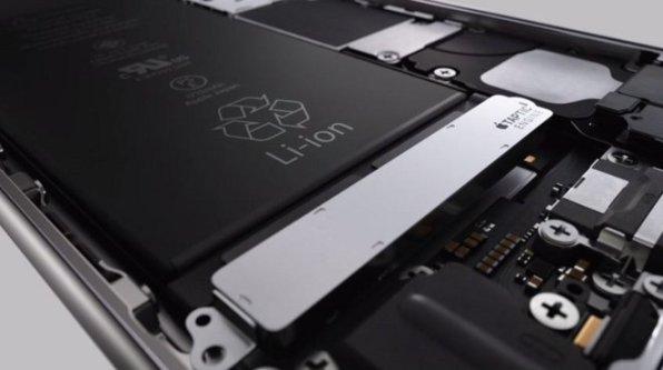 У iPhone 6S будет меньше аккумулятор, чем у iPhone 6, но такое же время работы