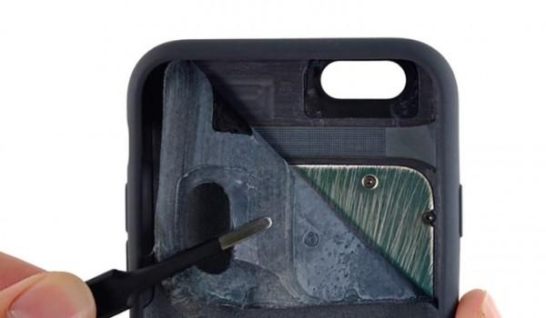iFixit разобрали Apple Smart Battery Case