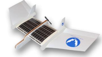 Первый в мире DIY-аэроплан Volta Flyer на солнечных батареях
