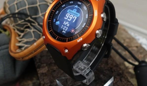 Первые смарт-часы Casio – еще более защищенные, чем G-Shock