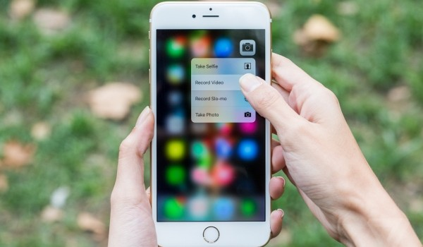 Apple делает ставку на «живые фото» и 3D Touch