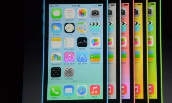 Новые iPhone представлены официально