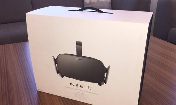 Первую партию Oculus Rift отправили покупателям