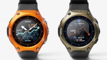 Casio выпустила свои первые смарт-часы WSD-F10